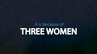 Three women, Saviors of Islam
