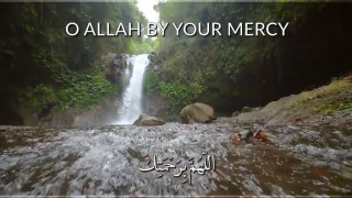 By your mercy, O God