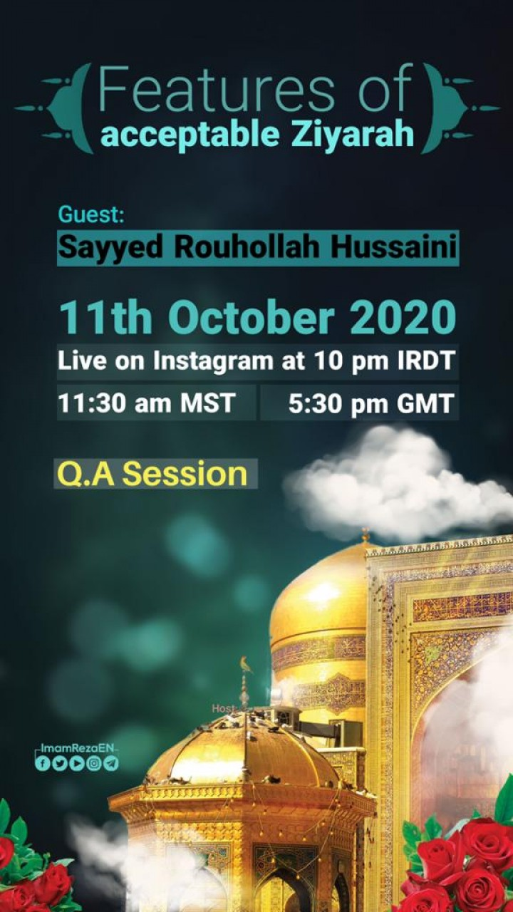 Question & Answer live session